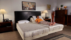 Supernal Hi-Low Bed